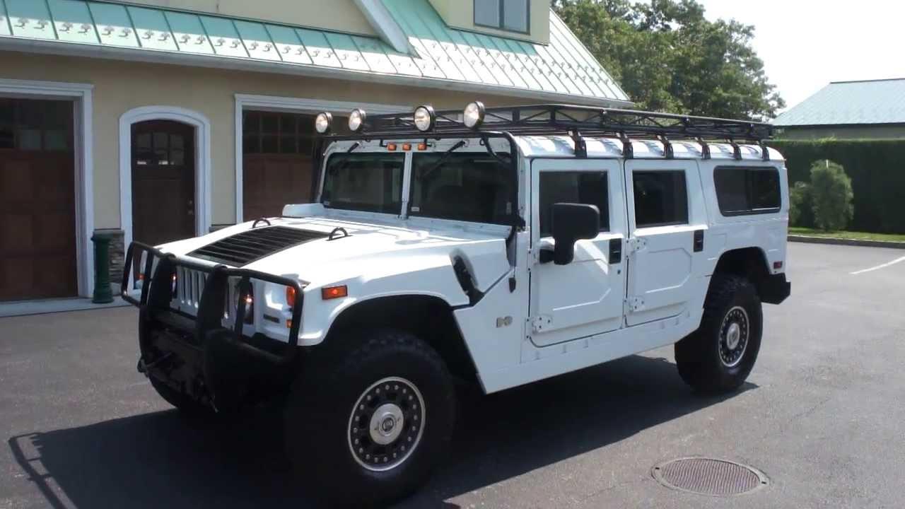 Sold 2006 Hummer H1 Alpha For Sale 2nd Gen Off Road