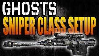 Ghosts Killer Class Setups: Beastly ACOG Sniper! (Call Of