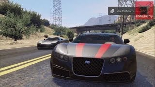 GTA V Online - Sexy Racing in Route 68