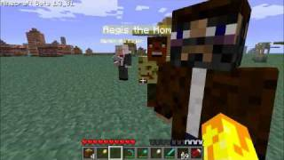 A People Mod In Minecraft