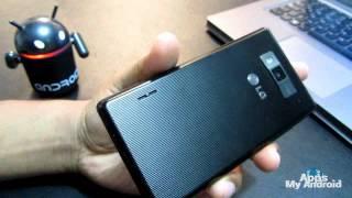 LG Optimus L7 P708g: Review Y Características [Telcel