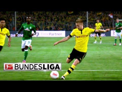 Marco Reus - Back In Mönchengladbach
