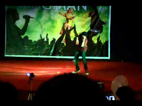 Aagman '13: Solo dance performance by Shashwat Aditya