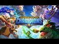 DUNGEON HUNTER CHAMPIONS GAMEPLAY iOS Android By Gameloft