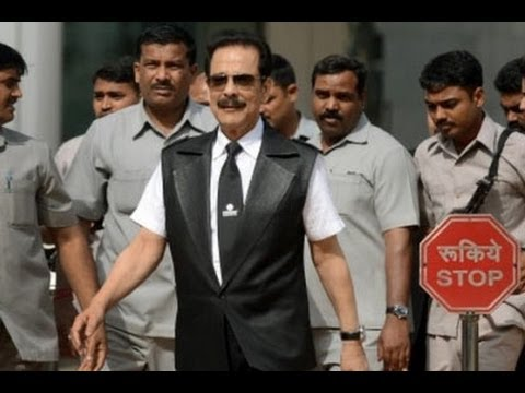 Sahara chief Subrata Roy arrested