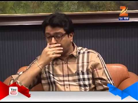 ZEE24TAAS : Raj Thackeray Press Conefrence On Toll And Campa Cola Compound