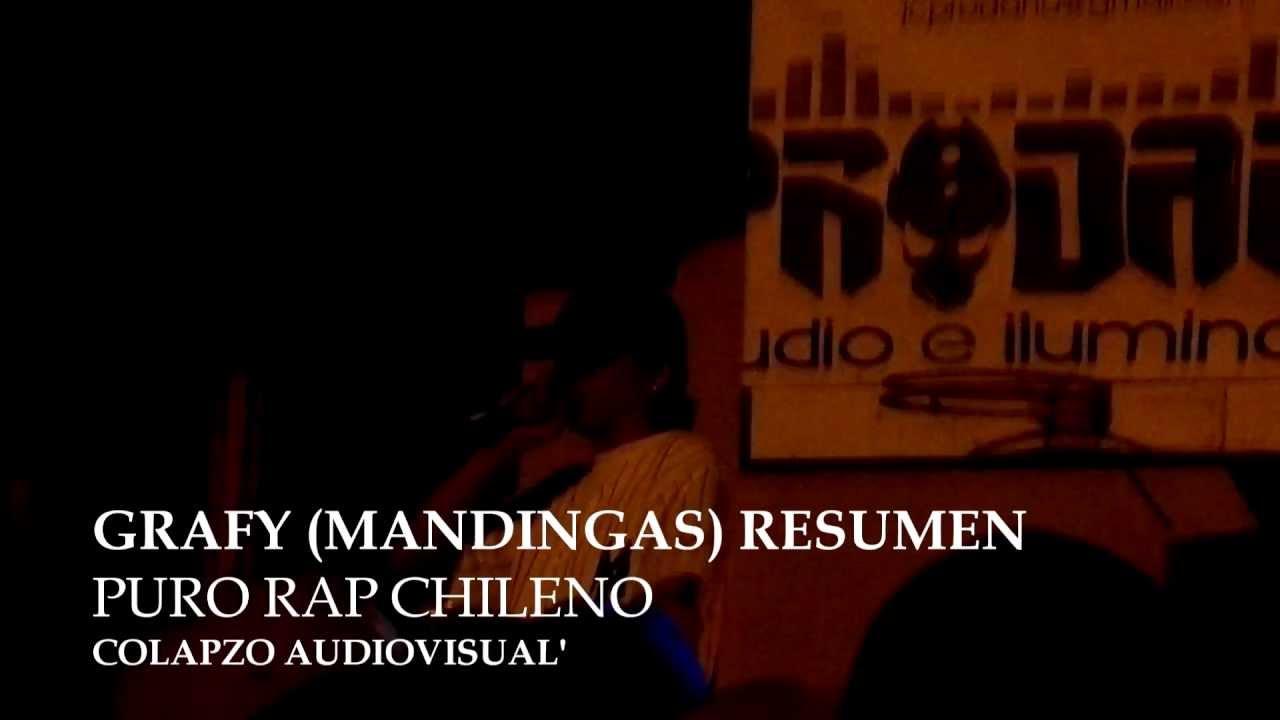 puro rap chileno grafy mandingas resumen 2013