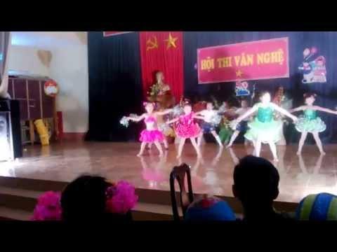 NHAY CON CAO CAO - TIEU HOC HAO PHU, SD, Tuyen Quang