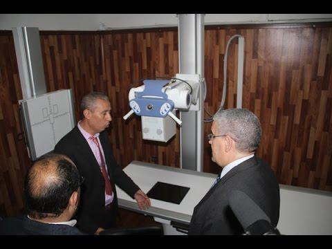 تزويد مستشفى تنغير براديو رقمي جديد