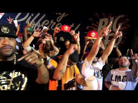 Kirko Bangz Ft. Z-RO, Paul Wall & Slim Thug -Cup Up Top Down 'Official Video'
