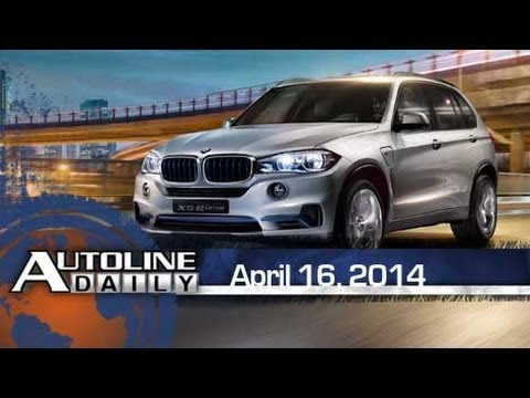 A New York (Auto Show) State of Mind - Autoline Daily 1357