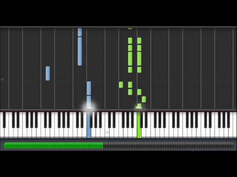 (How to Play) Bruno Mars - Just The Way You Are on Piano (50%)