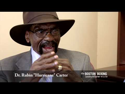 Rubin 'Hurricane' Carter Interview - 9/11/10