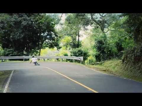 GT Downhill: METRO MOTIONS || Tato Bustamante [longboarding]