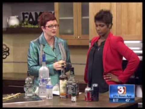 Dr. Angela DeRosa: Health Benefits of Alcohol