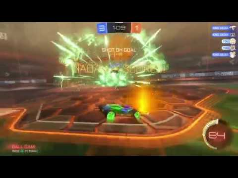 Rocket League | Best Goals & Saves #11