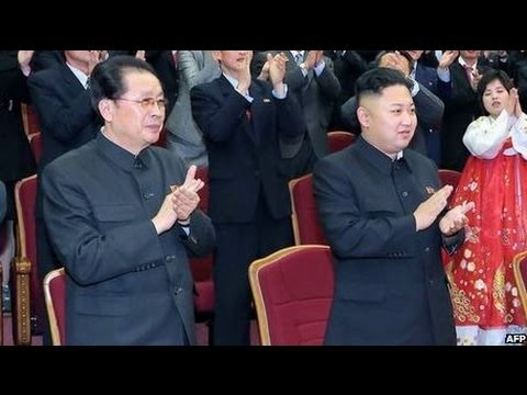NORTH KOREA - KIM JONG-UN 'TRAITOR' UNCLE EXECUTED - BBC NEWS