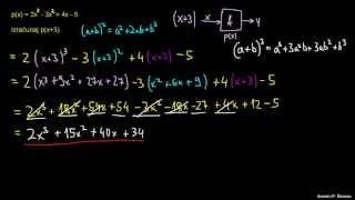 Primer polinoma 1