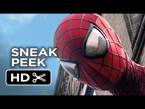 The Amazing Spider-Man 2 Sneak Peek TEASER #3 (2014) - Marvel Superhero Movie HD