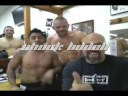 Chuck Liddell and TrainFightWin.com!