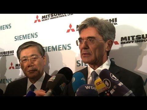 Siemens et MHI disent valoriser Alstom Energie à 14,2 milliards