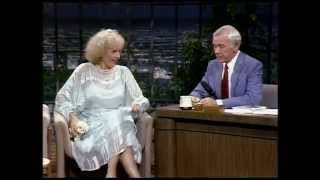 Tonight Show Starring Johnny Carson: Betty White