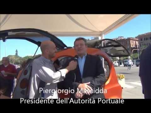AirPod - Cagliari: presentazione dell'auto ad aria compressa .wmv
