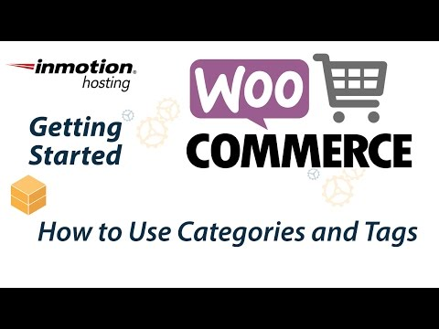 How to Use Categories and Tags in WooCommerce