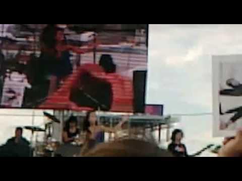 danna paola en exa concierto 2012 san luis potosi