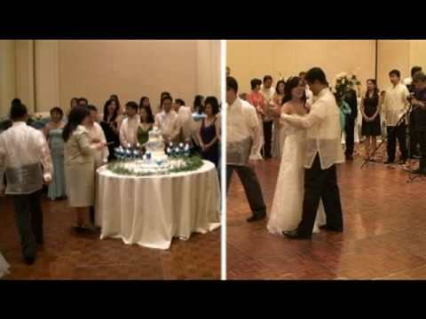 Arielle's debut 18 roses 18 candles waltz - YouTube