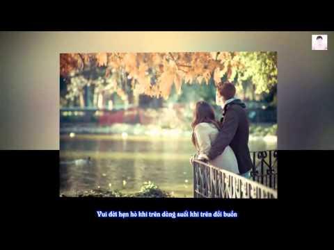 LK Mua Thu Yeu Duong Remix 2015 [Lyric] (Ho Quang Hieu & Hoang Chau)