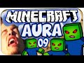 MINECRAFT: AURA ? #09 - UMZINGELT! ? Let's Play Minecraft: Aura