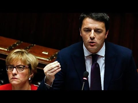 Italy's PM Renzi easily wins confidence vote