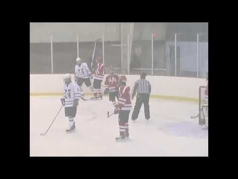 NCCS - Saranac Lake Hockey 12-20-08