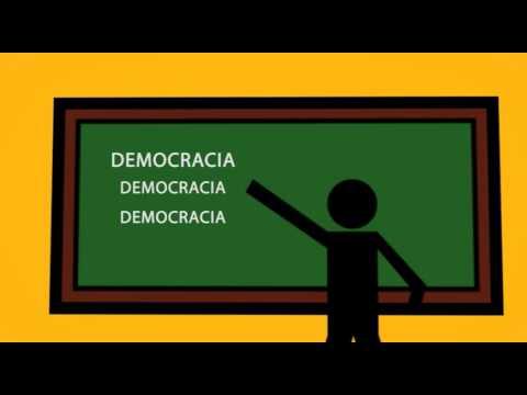 La Democracia se construye: ¿Qué es DEMOCRACIA?