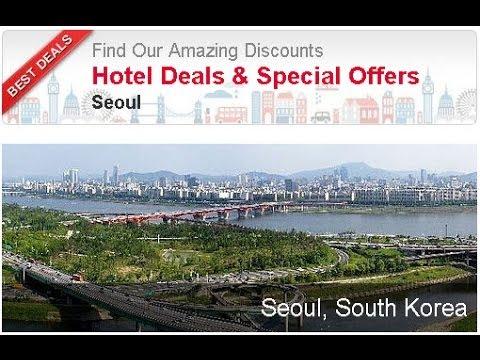 Cheap Hotels Seoul