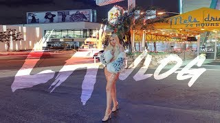 LA vlog 🇺🇸 | Leyla Hajrovic