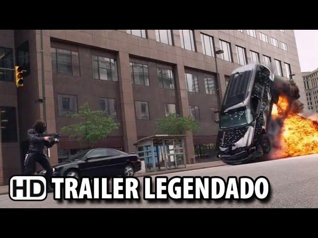 Capitão América 2: O Soldado Invernal - Trailer #2 Legendado (2014) HD