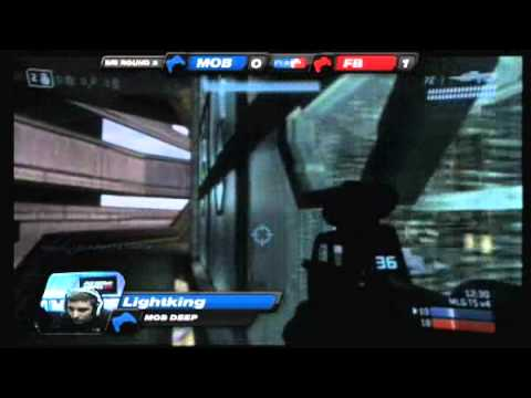 MLG Meadowlands 2008 ♦ ESPN Saturday Night ♦ Final Boss vs Mob Deep ♦ Part 2