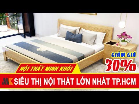 159 Mẫu Giường Ngủ 2014 - Nội Thất Minh Khôi