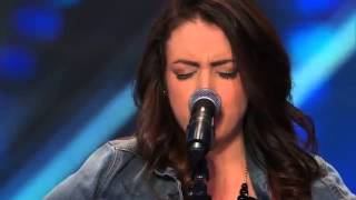 Anna Clendening Audition (America's Got Talent 2014
