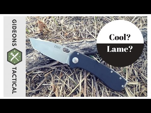 Cool or Lame? CRKT Amicus Compact Knife