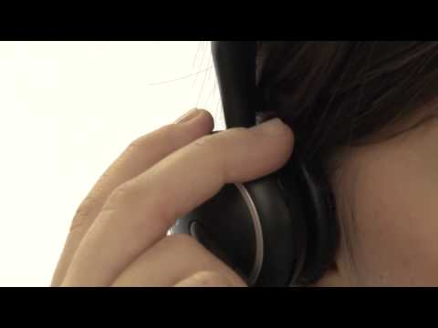 How to use the Jabra GN9100 headset