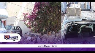 خطير وبالفيديو..سُـــور طاح على السياح بأكادير و هاشنو وقع   |   بــووز