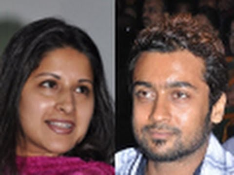 Mrs.Sangeetha Vijay praised Surya