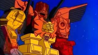 Transformers G1 Skylynx VS The Predacons
