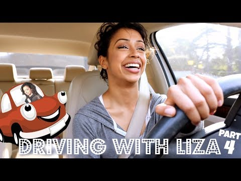 IN A HIT AND RUN DRIVING WITH LIZA PART 4