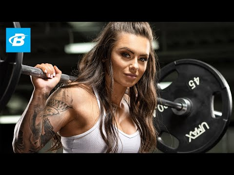 Australian Powerlifter & Nurse Paige Mills | Training Motivation