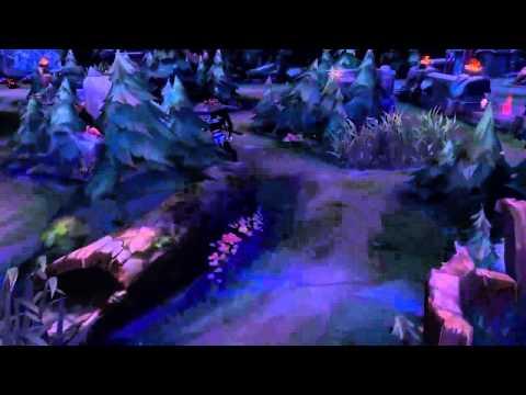 ClipLMHT.com - Nàng Bạch tuyết và 7 chú lùn phiên bản LOL