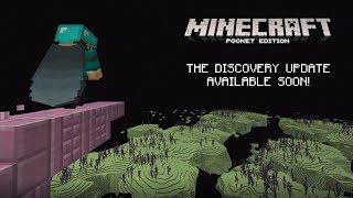 Minecraft - Discovery Frissítés